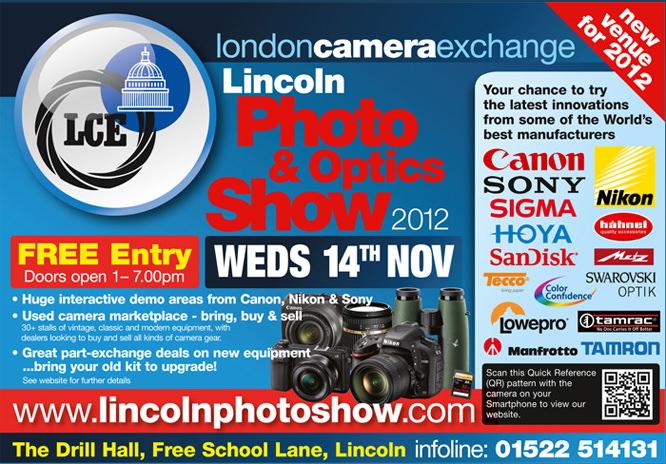 lincoln photoshow