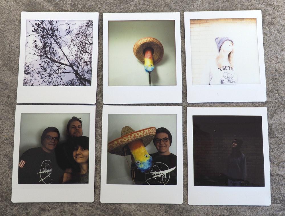 Photo examples