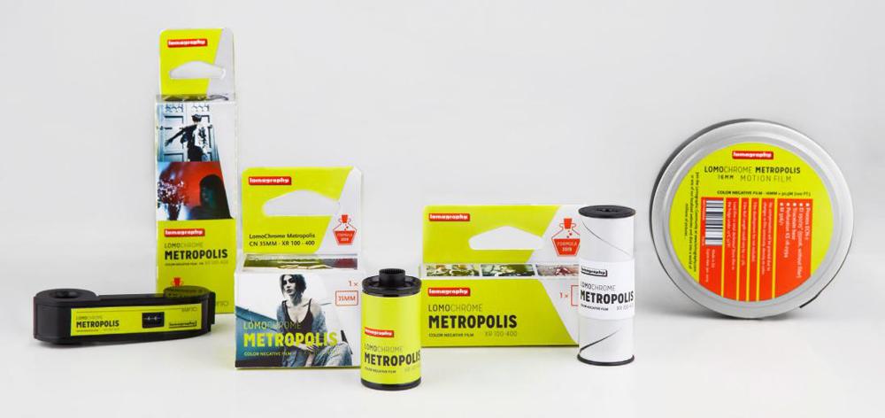 LomoChrome Metropolis XR 100-400