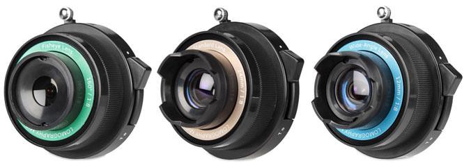Lomography lens kit