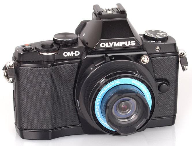 Lomography M43 Experimental Lens Olympus Om D E M5 (1)