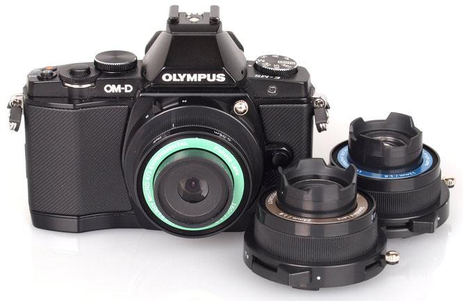 Lomography M43 Experimental Lens Olympus Om D E M5 (2)