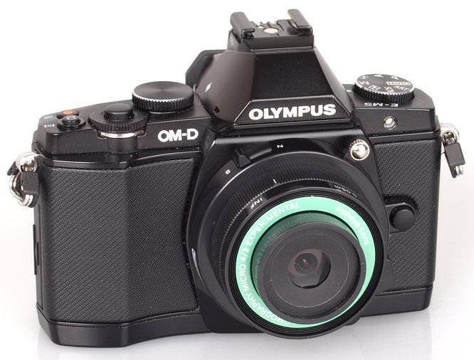 Lomography M43 Experimental Lens Olympus Om D E M5 (3)