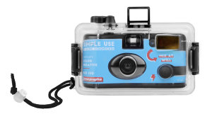 Lomography Has Launched A £40 Reusable Underwater Film Camera