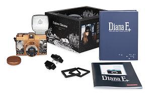 Lomography Launch Diana F+ Explorer Nocturne