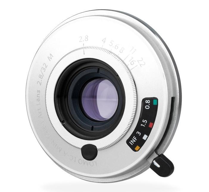 LC-A MINITAR-1 Art Lens 2.8/32 M
