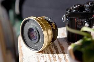 Lomography Lomogon 32mm f/2.5 Lens On Kickstarter