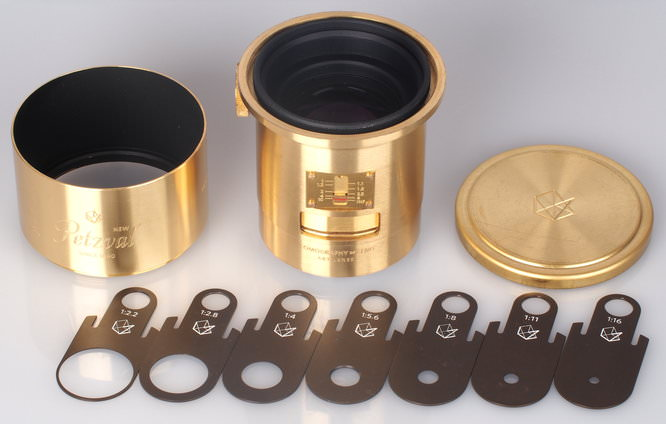 Petzval 85mm F2 2 Lomography Art Lens (11)