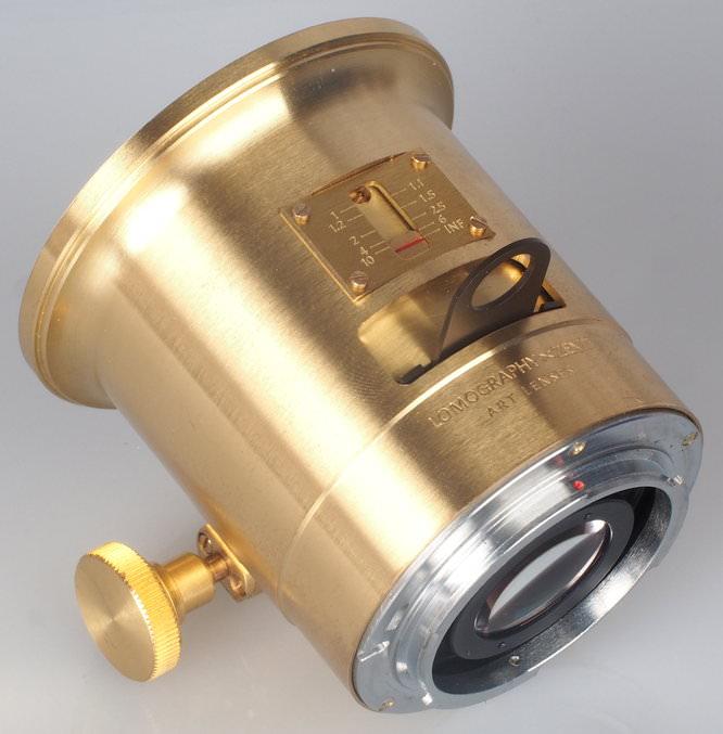 Petzval 85mm F2 2 Lomography Art Lens (9)