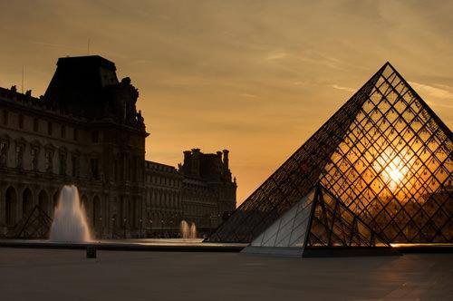 Louvre Pyramids