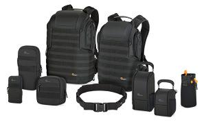 Lowepro Launches Next Generation ProTactic Bags