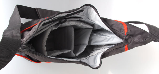 Lowepro Passport Sling Inside