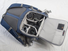 Lowepro Hatchback 22L AW Camera Compartment