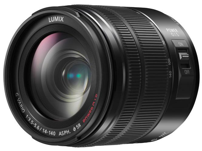 Panasonic Lumix G 14 140mm