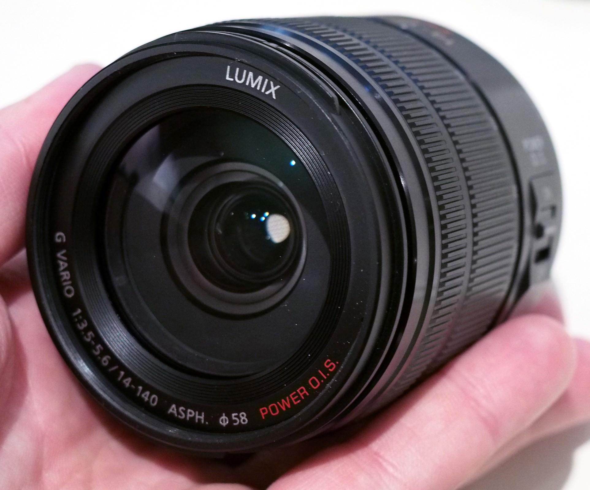 Panasonic Lumix G Vario 14-140mm f/3.5-5.6 ASPH OIS Lens