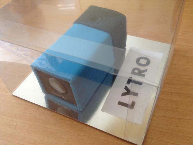 Lytro Cake