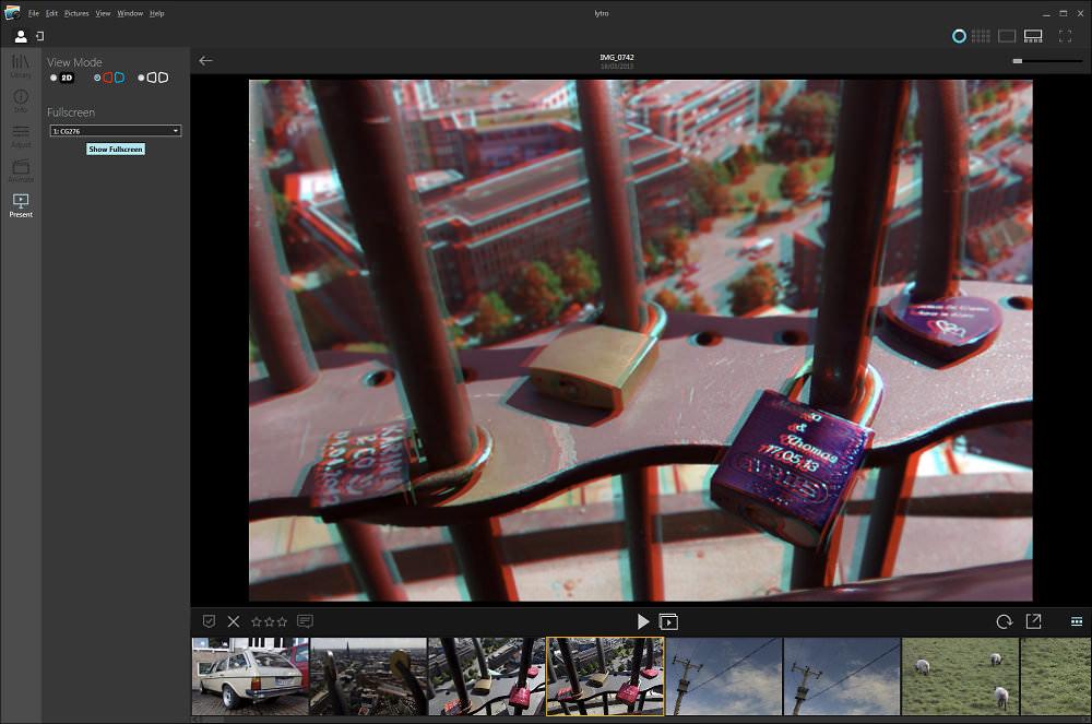 Lytro Desktop 43 3d