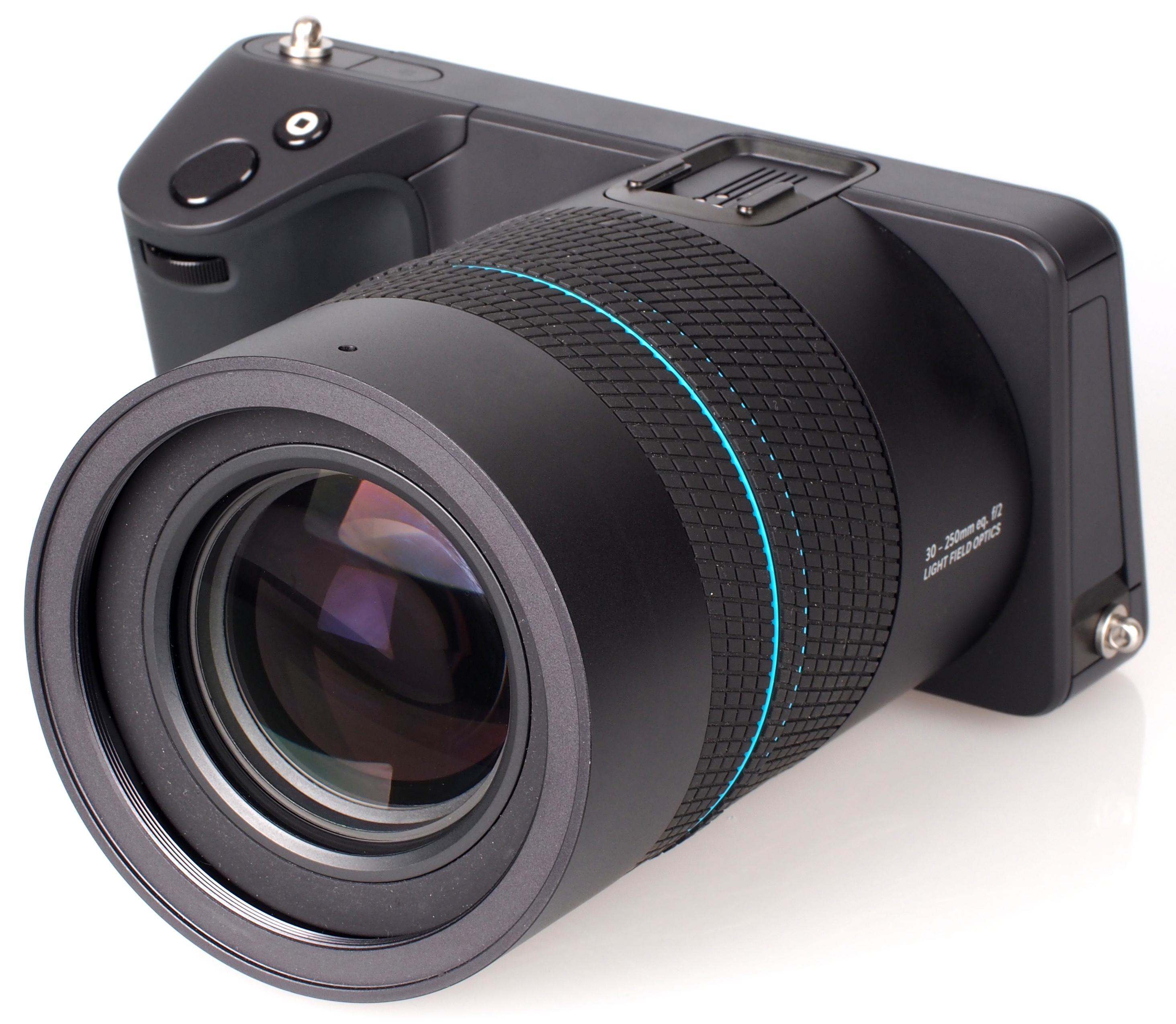 Lytro Illum V2 Professional Light Field Camera Review