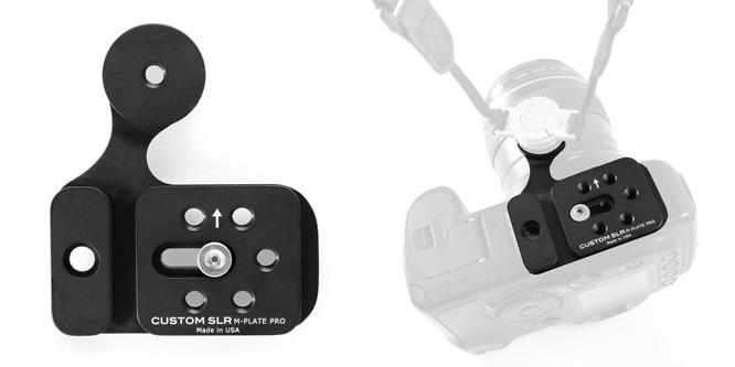 M-Plate Universal Quick-Release Camera Tripod Plate