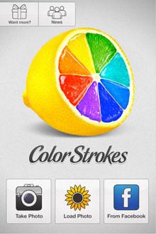 MacPhun ColorStrokes Screenshot