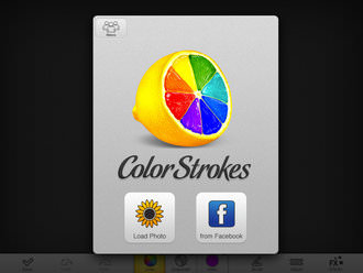 MacPhun ColorStrokes HD iPad App Screenshot 2