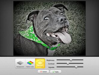 MacPhun ColorStrokes HD iPad App Screenshot 7