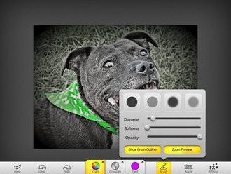 MacPhun ColorStrokes HD iPad App Screenshot 8
