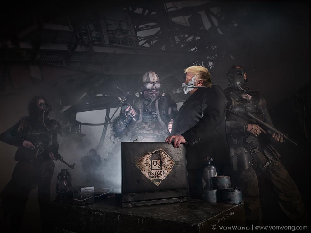 Mad Max meets Trump's America