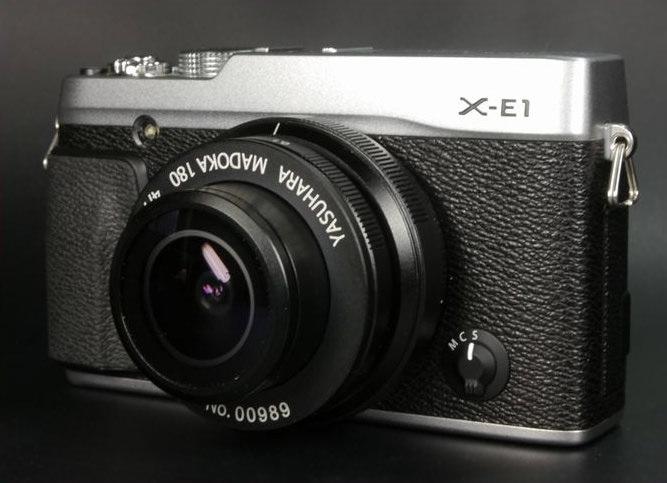 Madoka 180 Available For Fujifilm X Mount