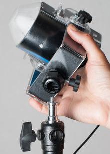 Magneflash Splash Mono 40L - stand connector