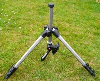 Manfrotto 390 Series MK3939-H Tripod