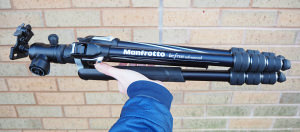 Manfrotto BeFree Advanced Aluminium Travel Tripod Review