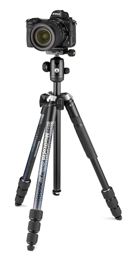 Manfrotto Element MII tripods