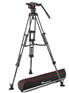 Manfrotto Expands Video Tripod Range