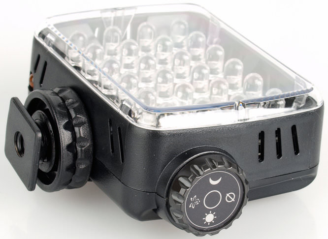 Manfrotto Klyp Case With 24 Led Light 2