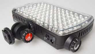 Manfrotto ML840H LED Light - Ball Adaptor