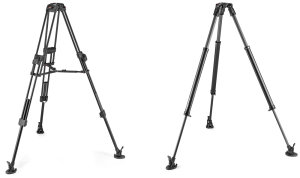 Manfrotto Release Tripods With Fastest Video Set-Up