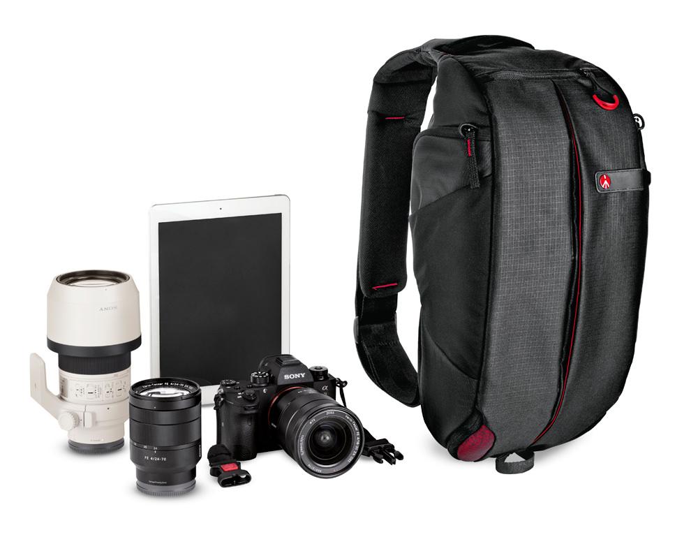 Pro Light FastTrack 2-in-1 sling camera bag