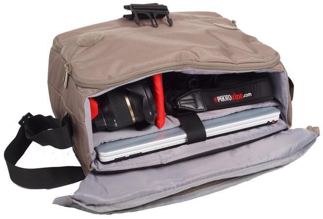 Manfrotto Unica V Messenger Bag Cord 1