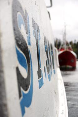 Boat's calll sign
