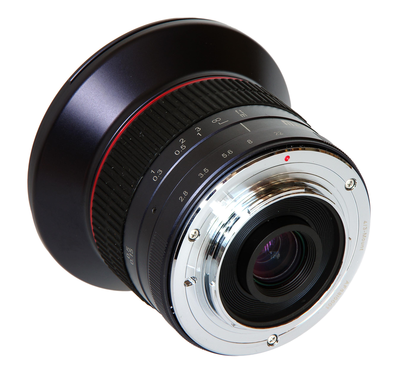 Meike 12mm F 28 Lens Review 7artisans For Fuji Black F28 Oblique Rear View