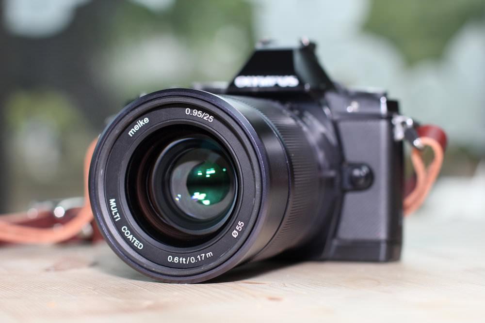 MEIKE 25mm F0 95 MFT Lens (8)
