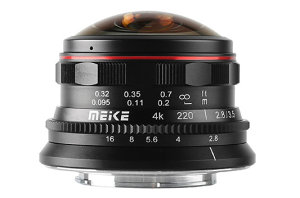 Meike 3.5mm f/2.8 Circular Fisheye Lens Review By David Thorpe