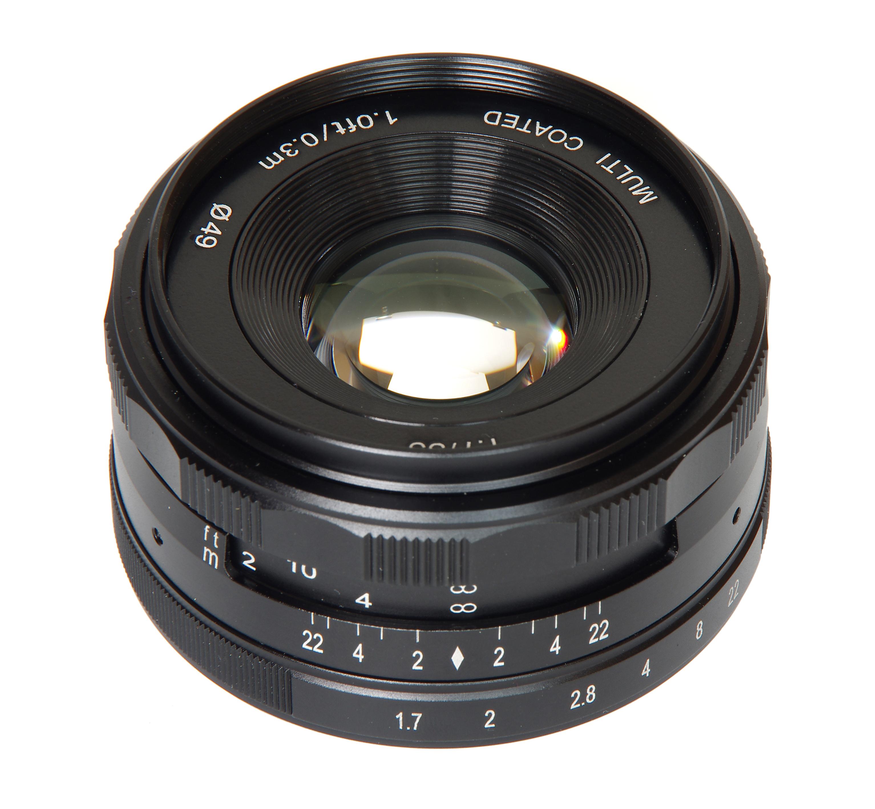 35 Reviews: Meike 35mm F/1.7 Lens Review