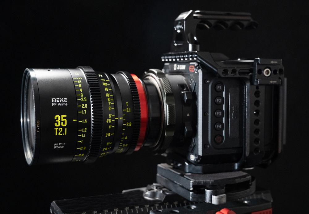 35mm T2.1 FF Prime CINE