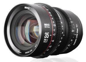 Meike 35mm T2.1 Super 35 CINE Lens Announced