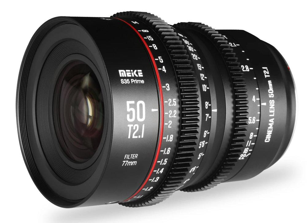 Meike S35 50mm T2 1 Prime