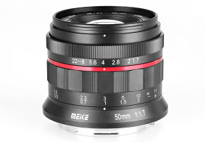 Meike Adds Nikon Z & Canon RF Mounts To 50mm f/1.7 Lens