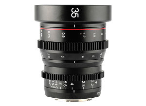 Meike Announce 35mm T2.2 Cine Lens For MFT Mount Cameras