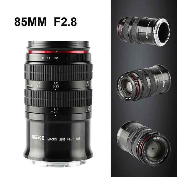 85mm f/2.8 macro